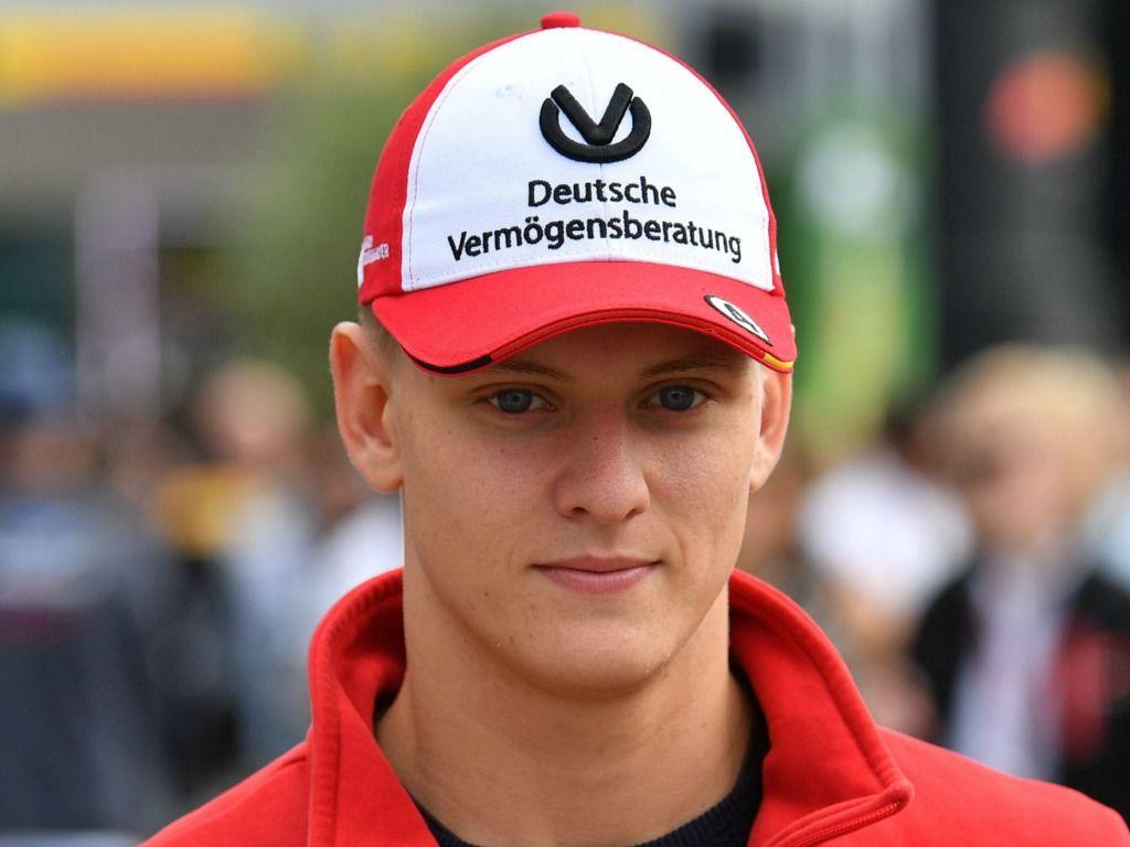 Mick Schumacher: Not a Toro Rosso target