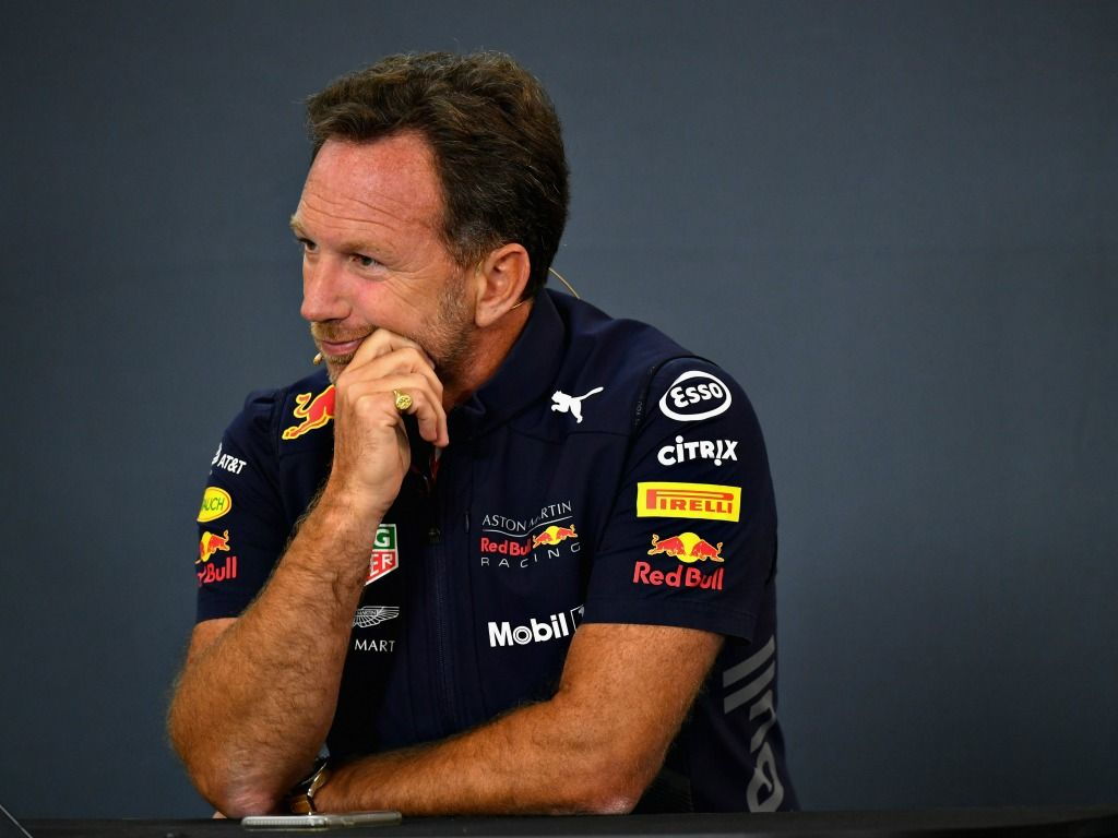 Red Bull won't write off remaining races