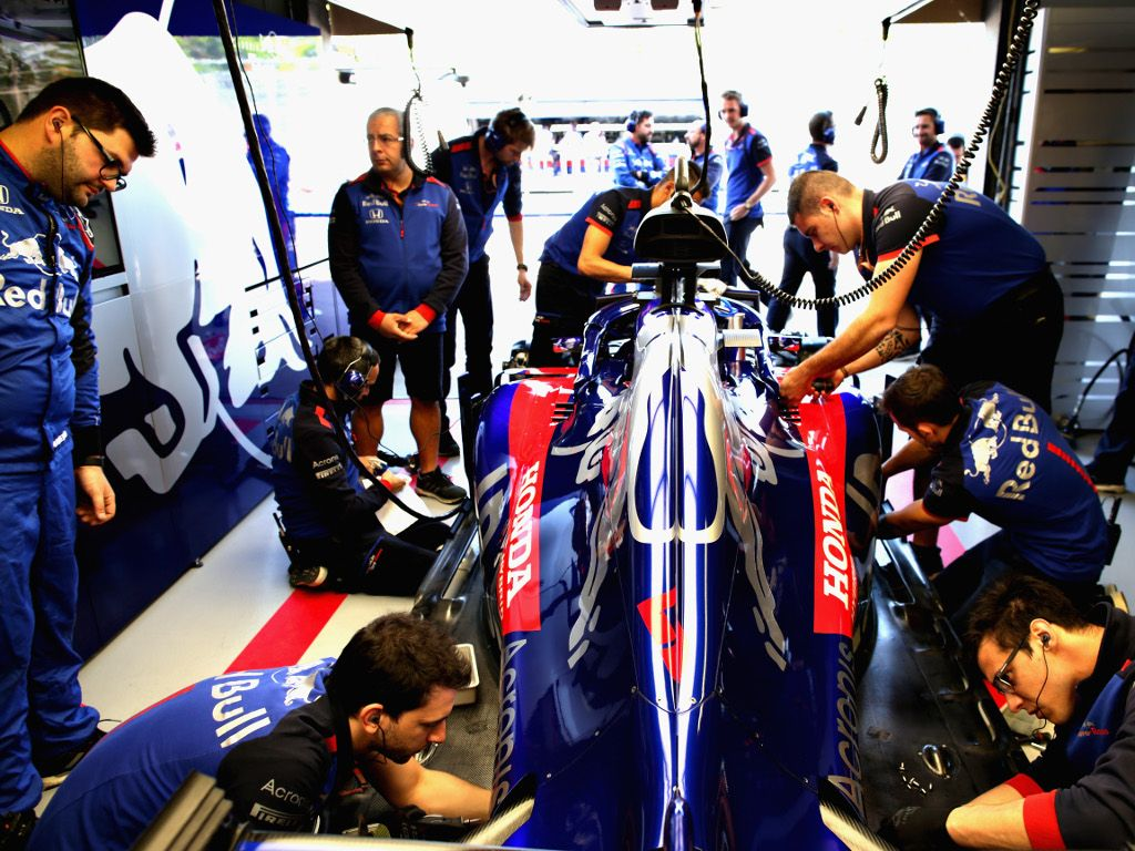 'Very close cooperation' between Toro Rosso, Red Bull
