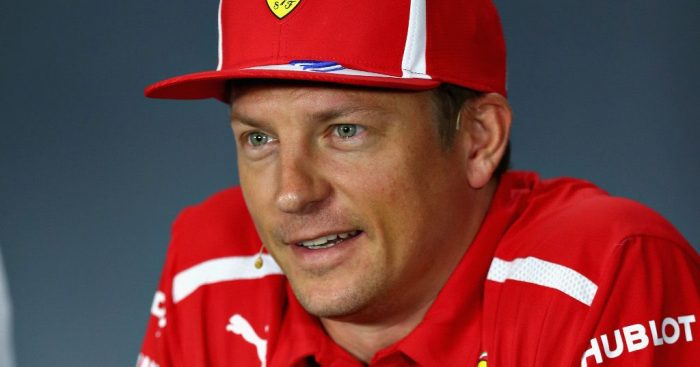 Kimi Raikkonen's Sauber talks only began at Monza