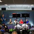 Thursday's FIA press conference