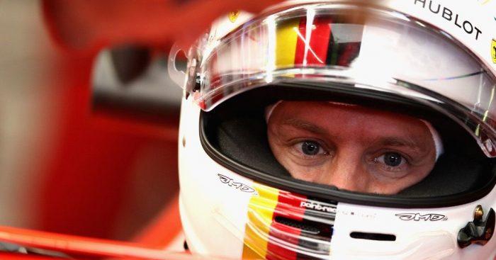 Sebastian Vettel: I'm my biggest enemy