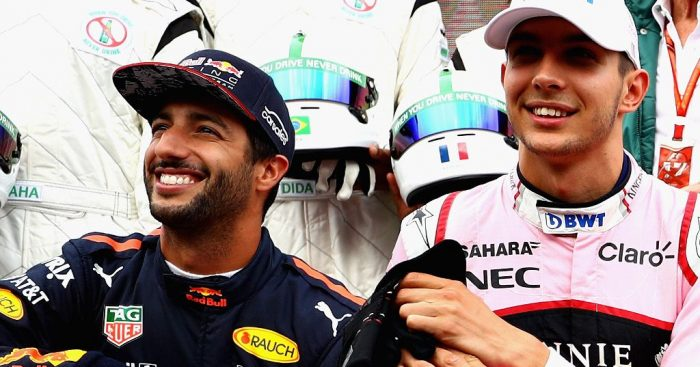 Daniel Ricciardo never meant to 'screw' Esteban Ocon