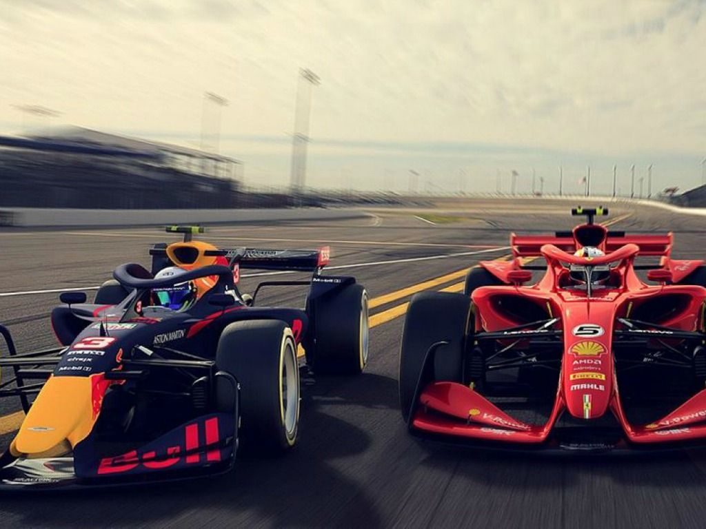 F1 2021: A glimpse into the future