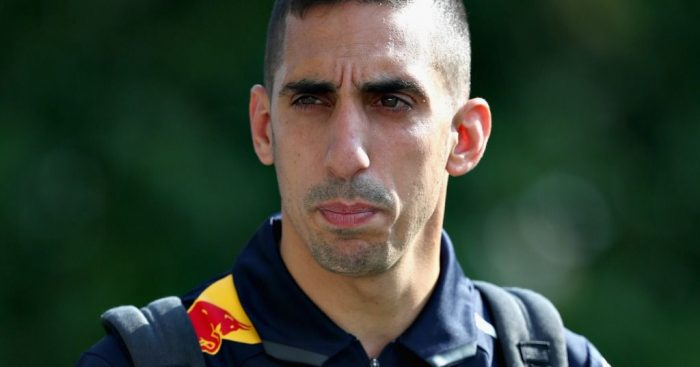 Sebastien Buemi: Linked with Toro Rosso