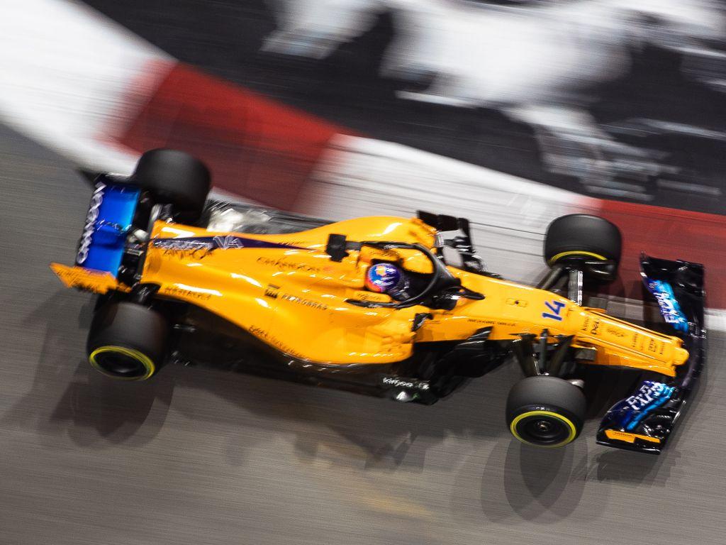 Fernando Alonso: Close battle to make it into Q3