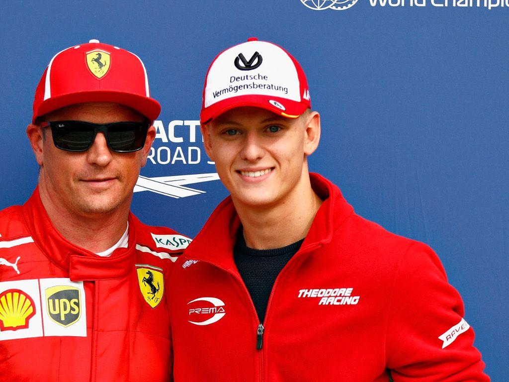 Ferrari's door 'always open' for Mick Schumacher