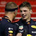 Max Verstappen: Front row start in Singapore