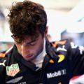 Daniel Ricciardo: P6 start in Singapore
