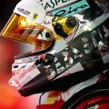 Sebastian Vettel: The way we raced we didn't have a chance