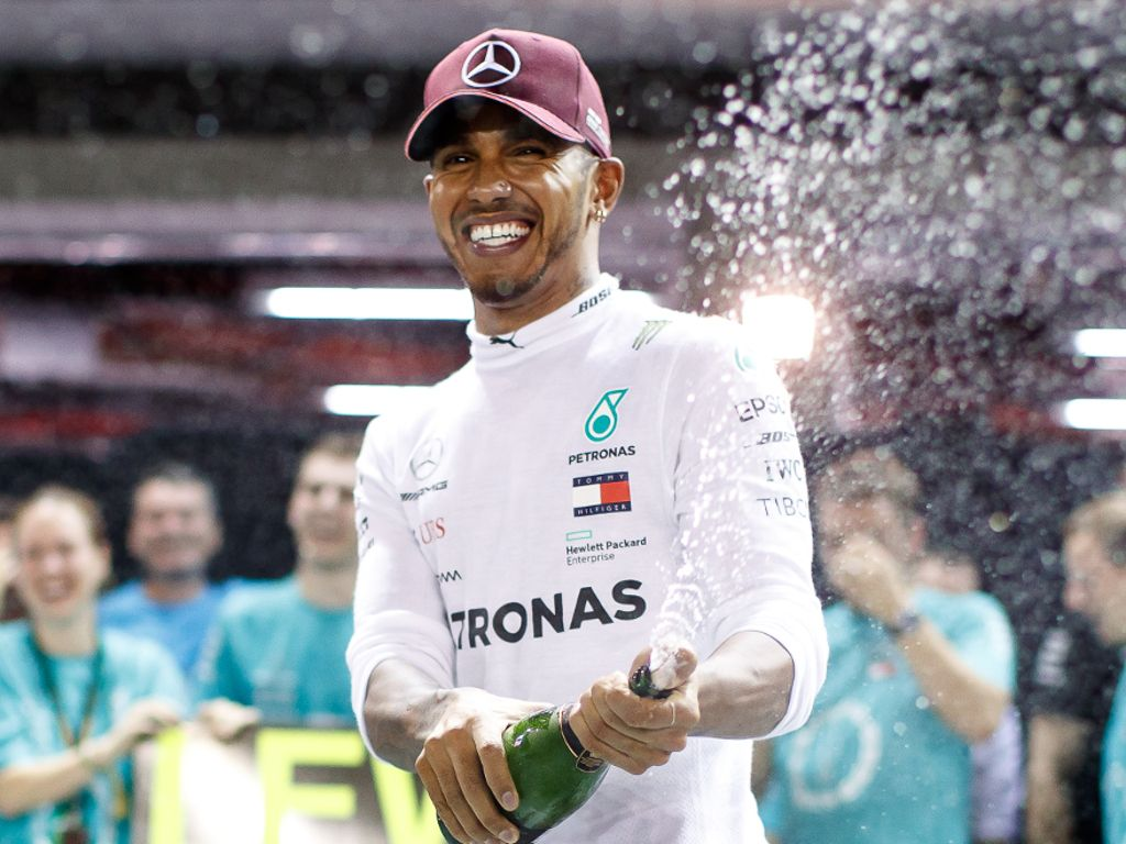 Lewis Hamilton won't get carried away after extending lead