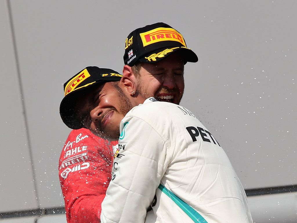 Lewis Hamilton: Mercedes haven't 'lucked' into title lead