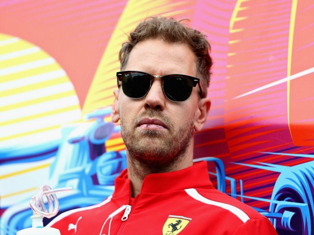 Sebastian Vettel: Feeling the pressure
