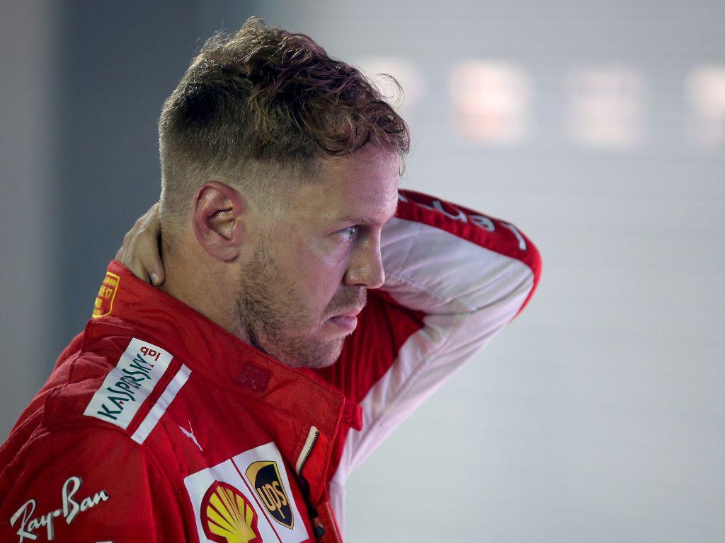 Sebastian Vettel: Long way to go, lots of points to score