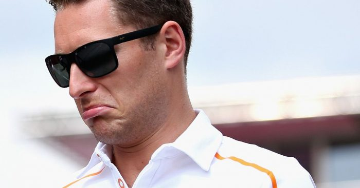 Stoffel Vandoorne: Shame I didn't get better opportunities
