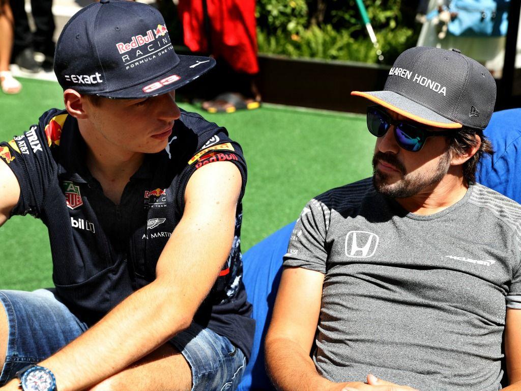 Max Verstappen: Fernando Alonso not an option