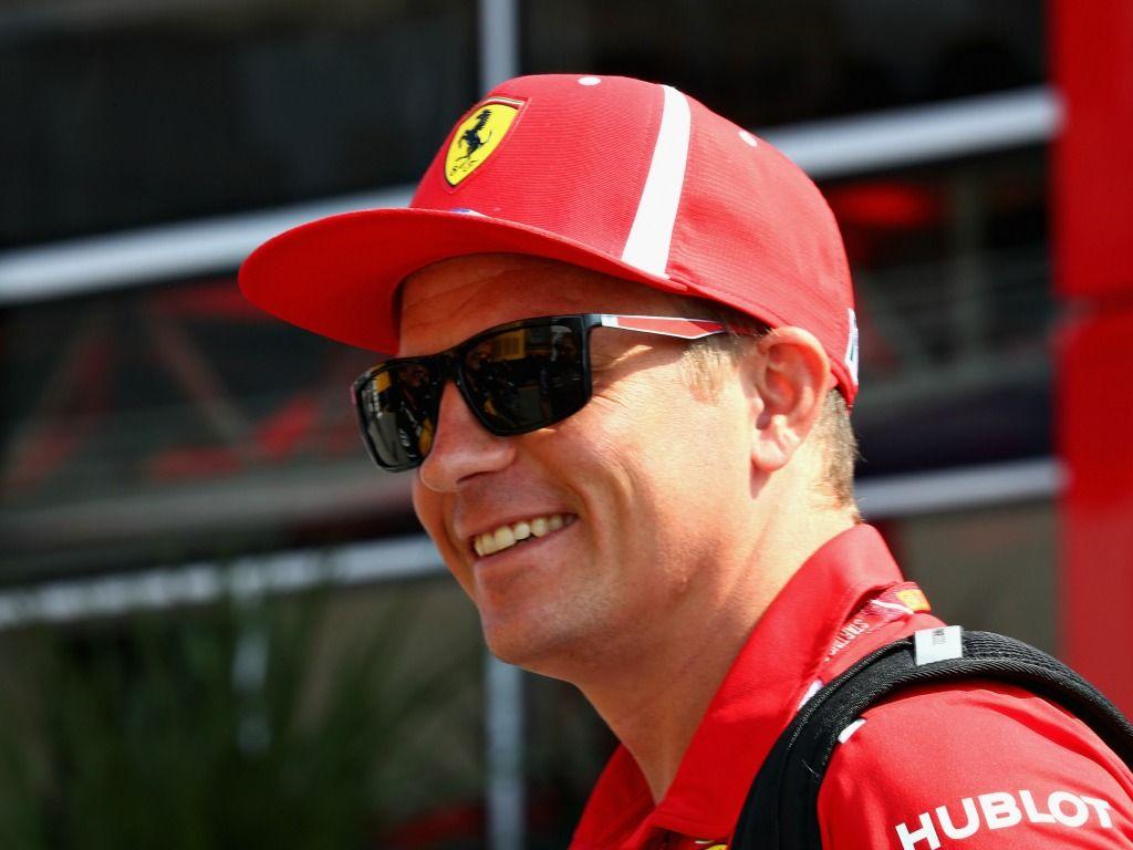 Kimi Raikkonen: Just loves driving