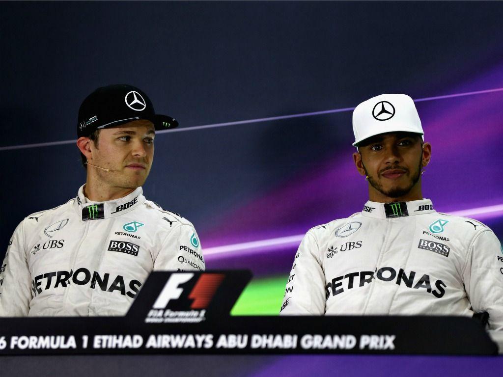 Nico Rosberg: Volcanic relationship with Lewis Hamilton