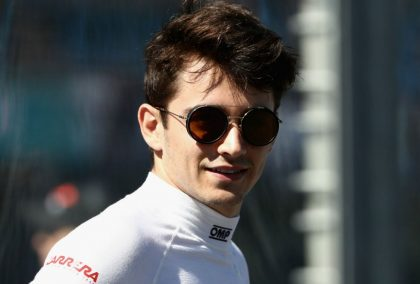 Charles Leclerc: Staying humble at Ferrari