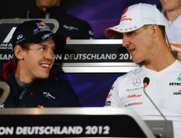 Sebastian Vettel: wants Michael Schumacher's advice