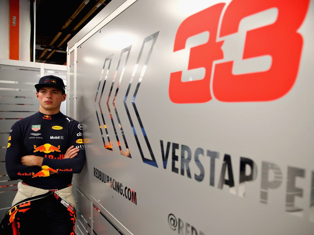 'Max Verstappen has the hallmarks of a future champ'