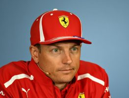 Sauber boosted by Kimi Raikkonen's return