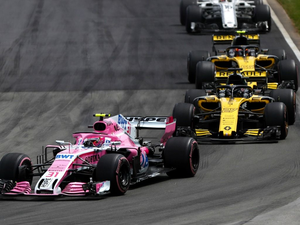 Force India Renault