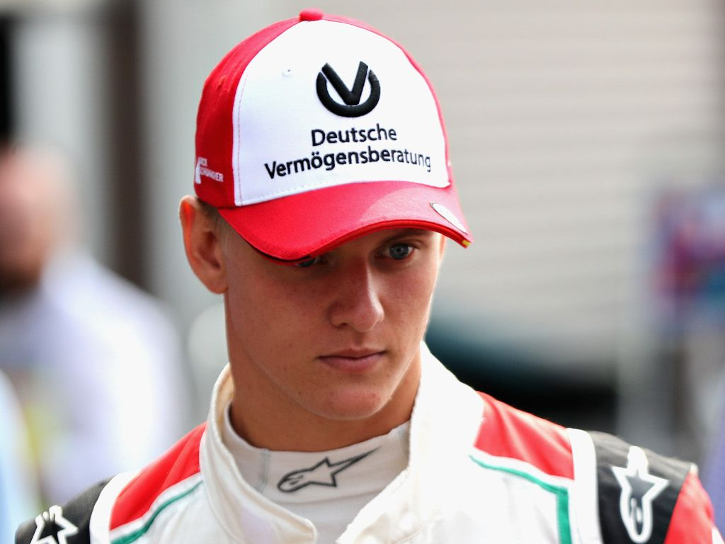Mick Schumacher: Sudden surge in F3