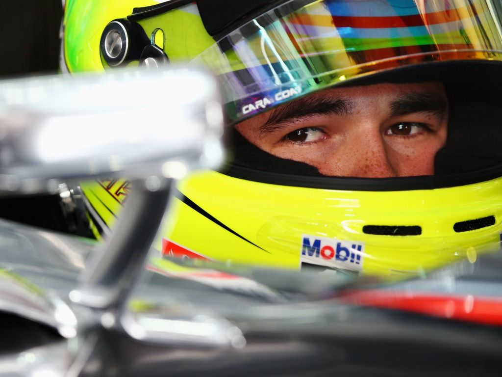 Sergio Perez 'happy' with his 2019 plans