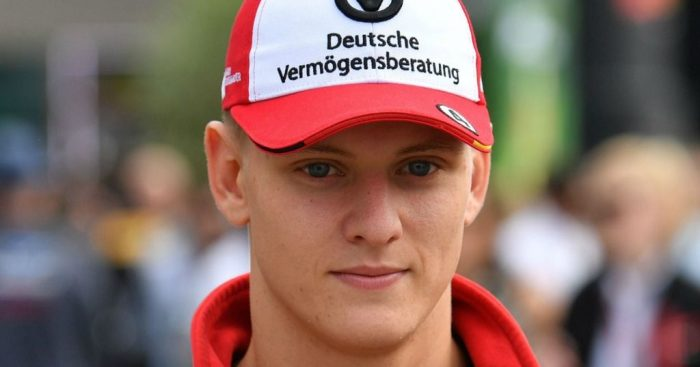Mick Schumacher won't trade verbal blows with Dan Ticktum
