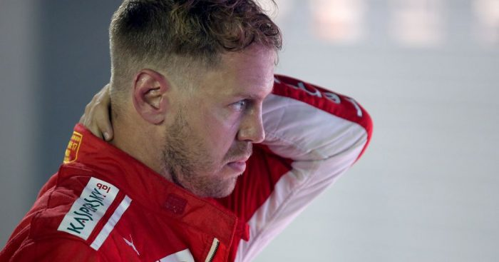 Sebastian Vettel: Doesn't need sports psychologist