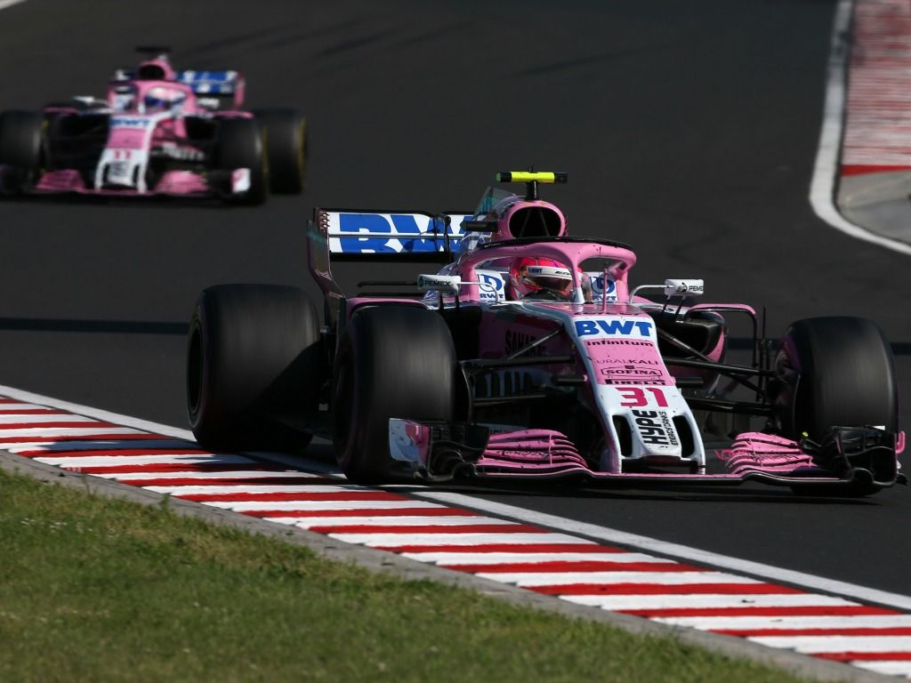 Uralkali: Missed out in Force India takeover