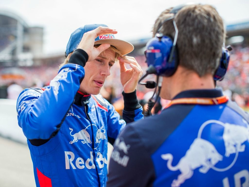 Brendon Hartley: Not panicking about future