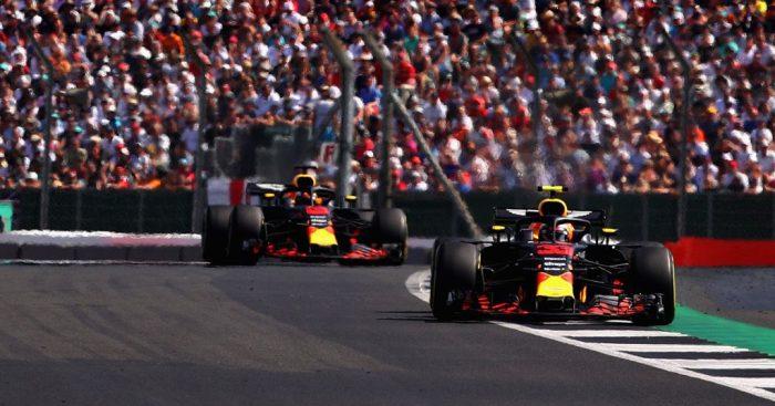 Red Bull: Focused on 2019