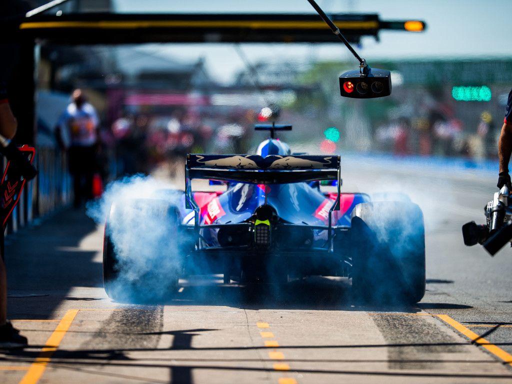 Toro Rosso: Engine penalties in Russia
