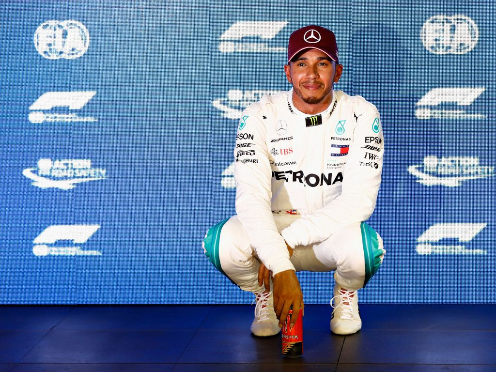 Lewis Hamilton: Both hands on the title, or none at all