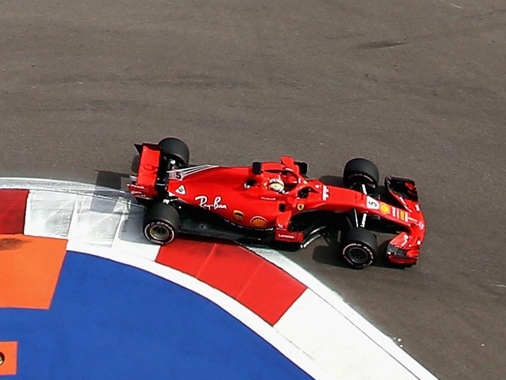 FP1: Sebastian Vettel off to a flying start