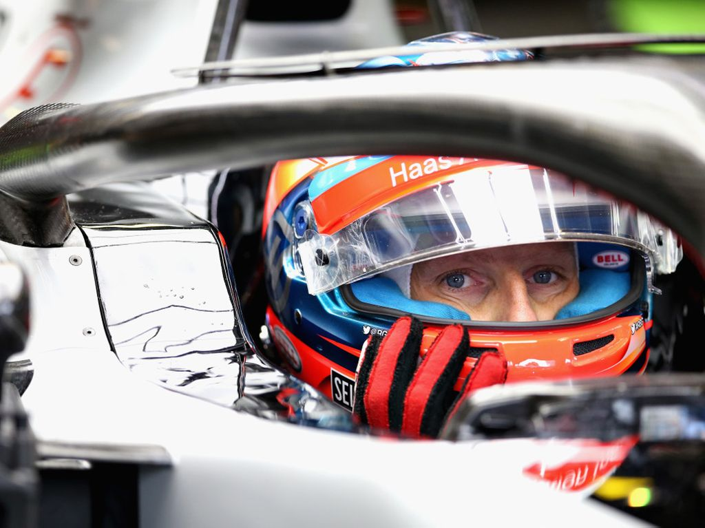 Romain Grosjean on 'very thin ice' with penalty points