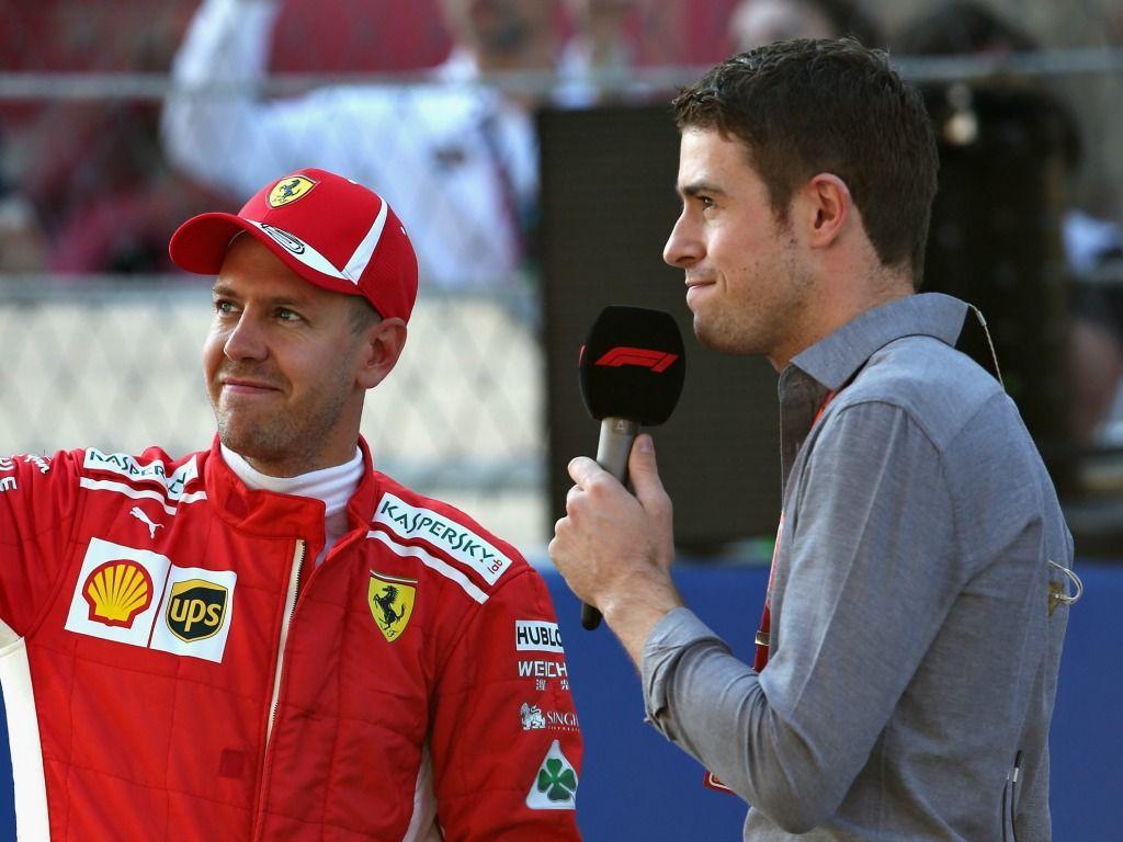 Sebastian Vettel: Still holding out hope