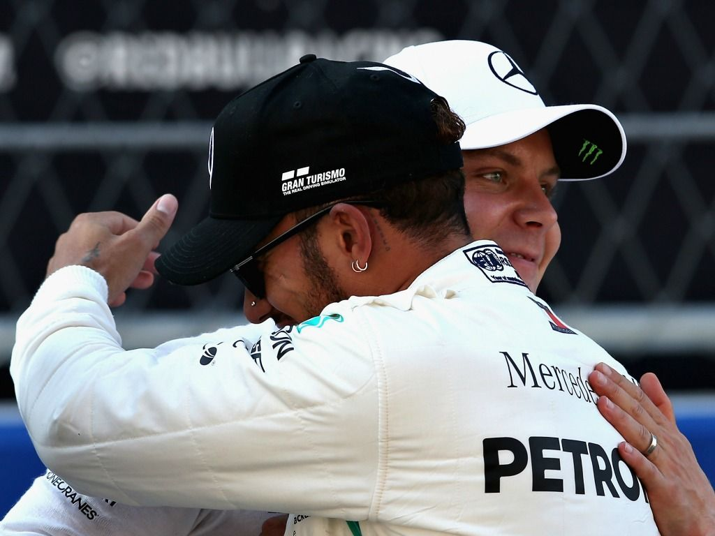 Lewis Hamilton: Caught slacking in Sochi