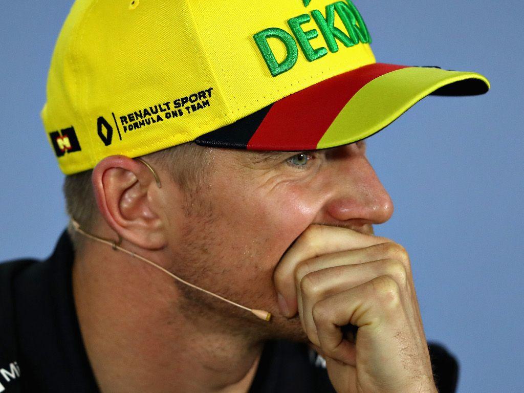 Nico Hulkenberg defends qualifying tactics