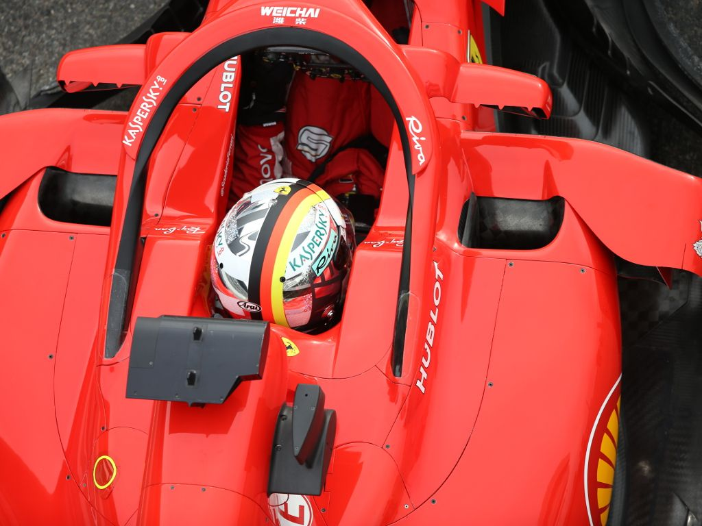 Sebastian Vettel fears disadvantage with partial resurfacing