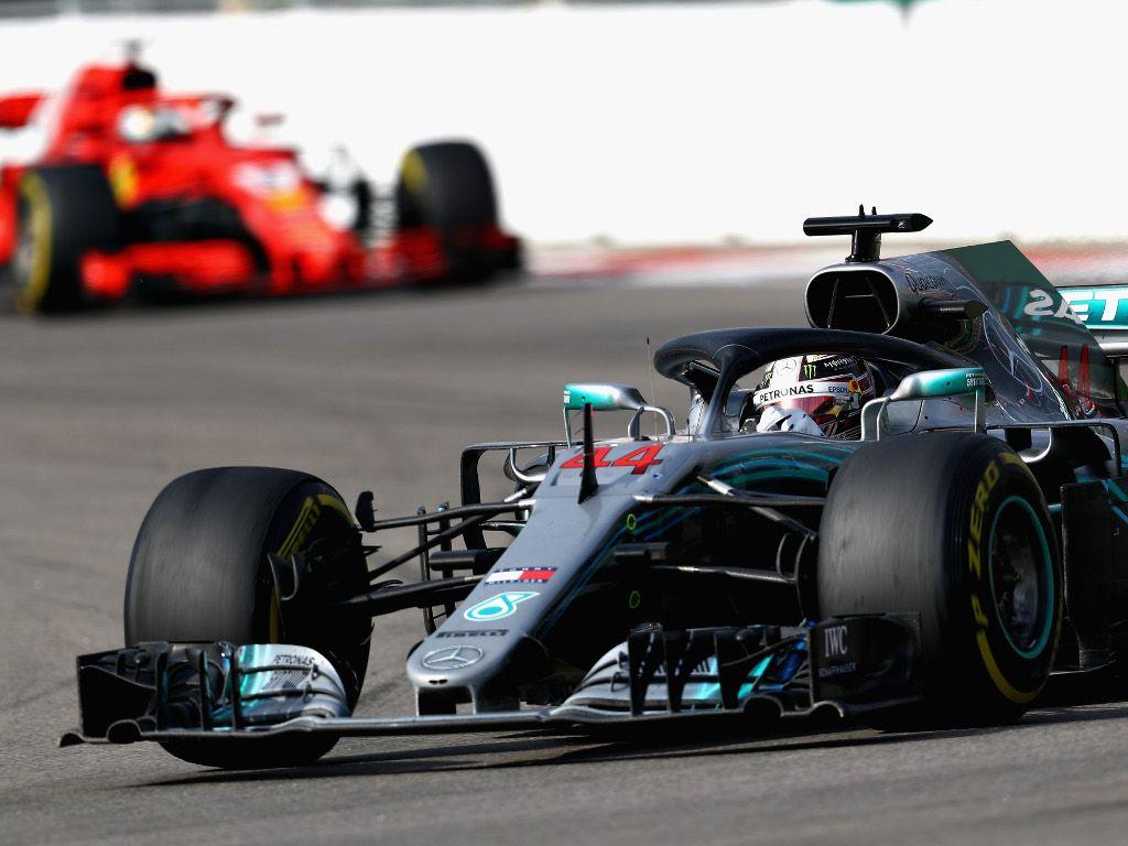 Lewis Hamilton: Sebastian Vettel nearly put me in the wall