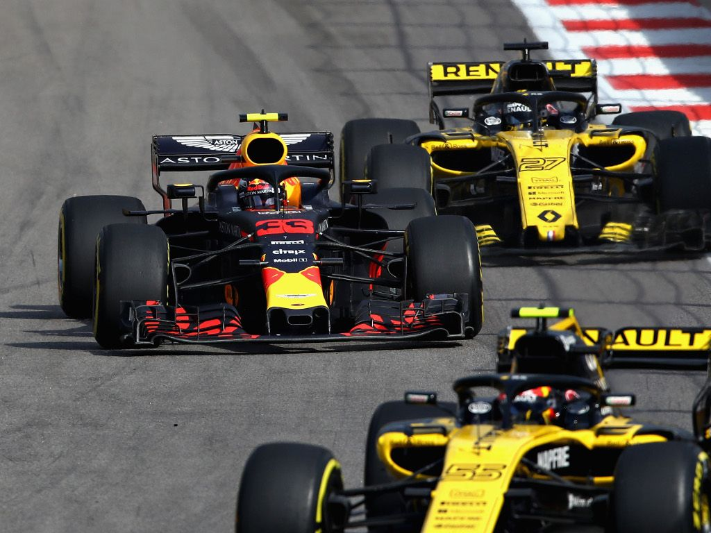 Max Verstappen admits epic start was unexpected