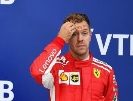 Sebastian Vettel adamant he's not out of the fight