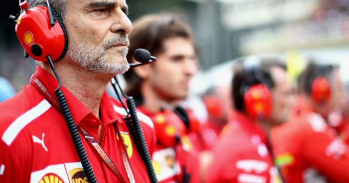 Maurizio Arrivabene: Linked with Juventus
