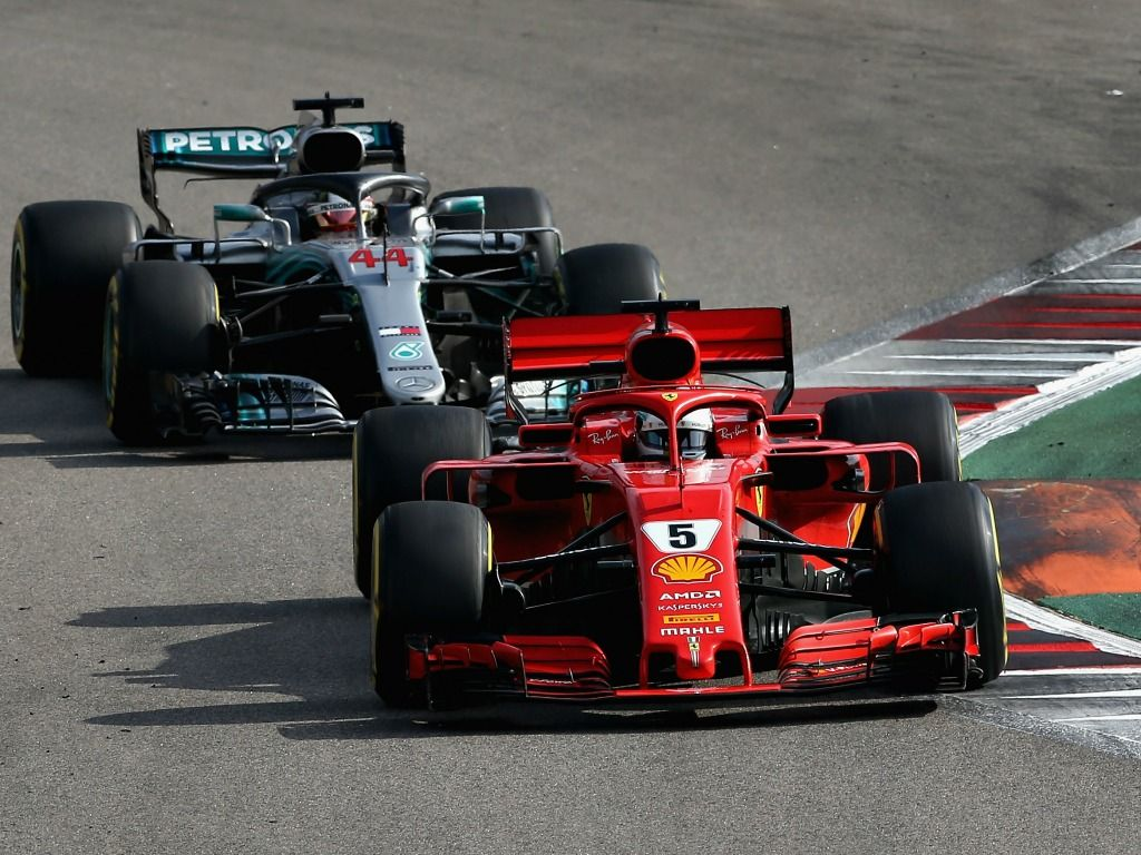 Sebastian Vettel: Mindful of defending tactics
