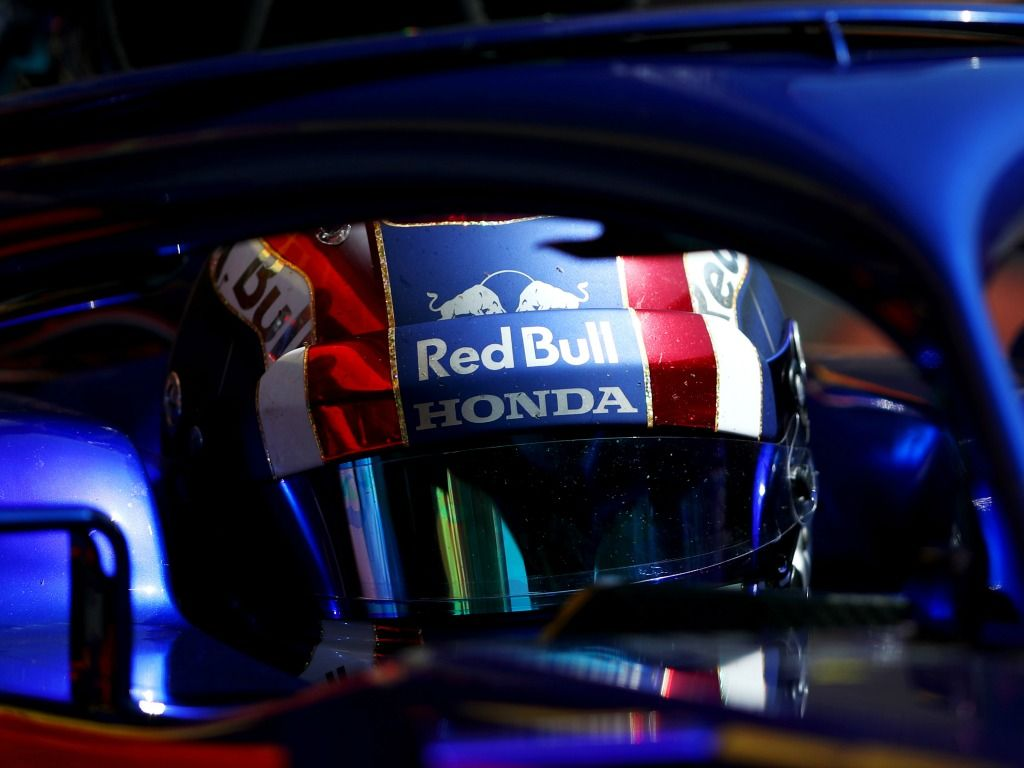 Gasly reveals 'scary' moment debris hit visor