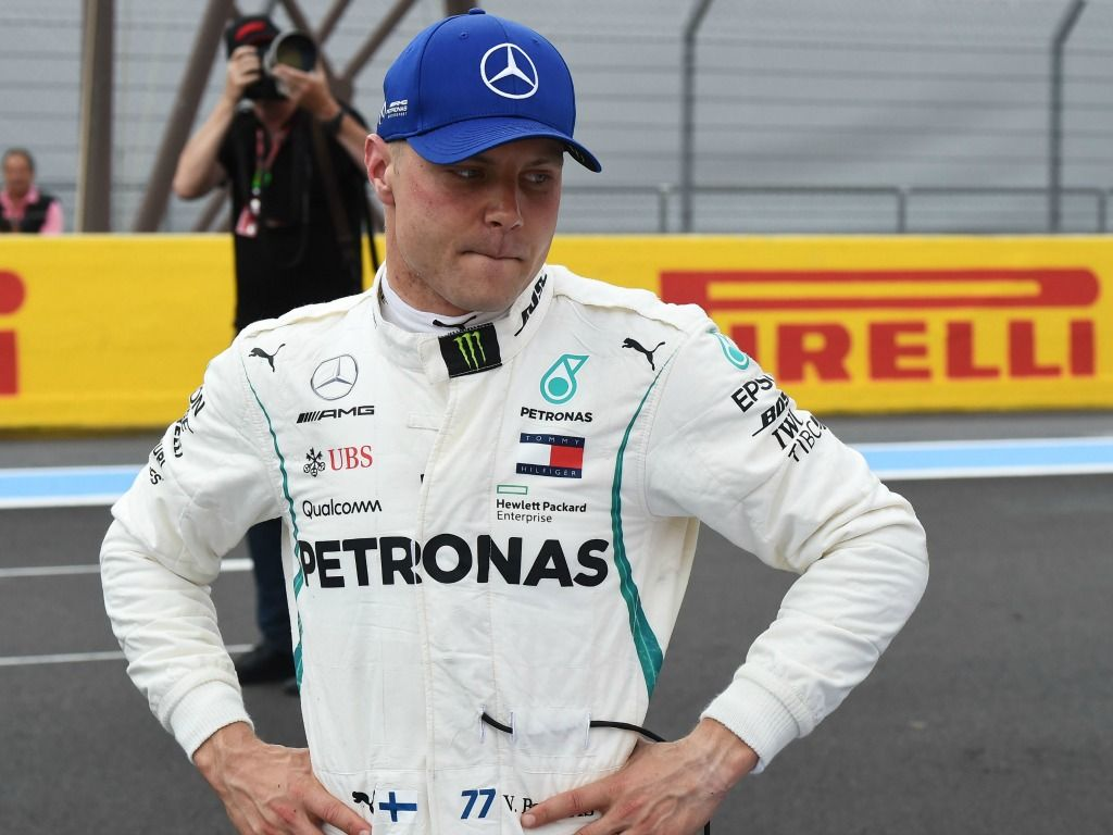 Valtteri Bottas doesn't expect a free win in return