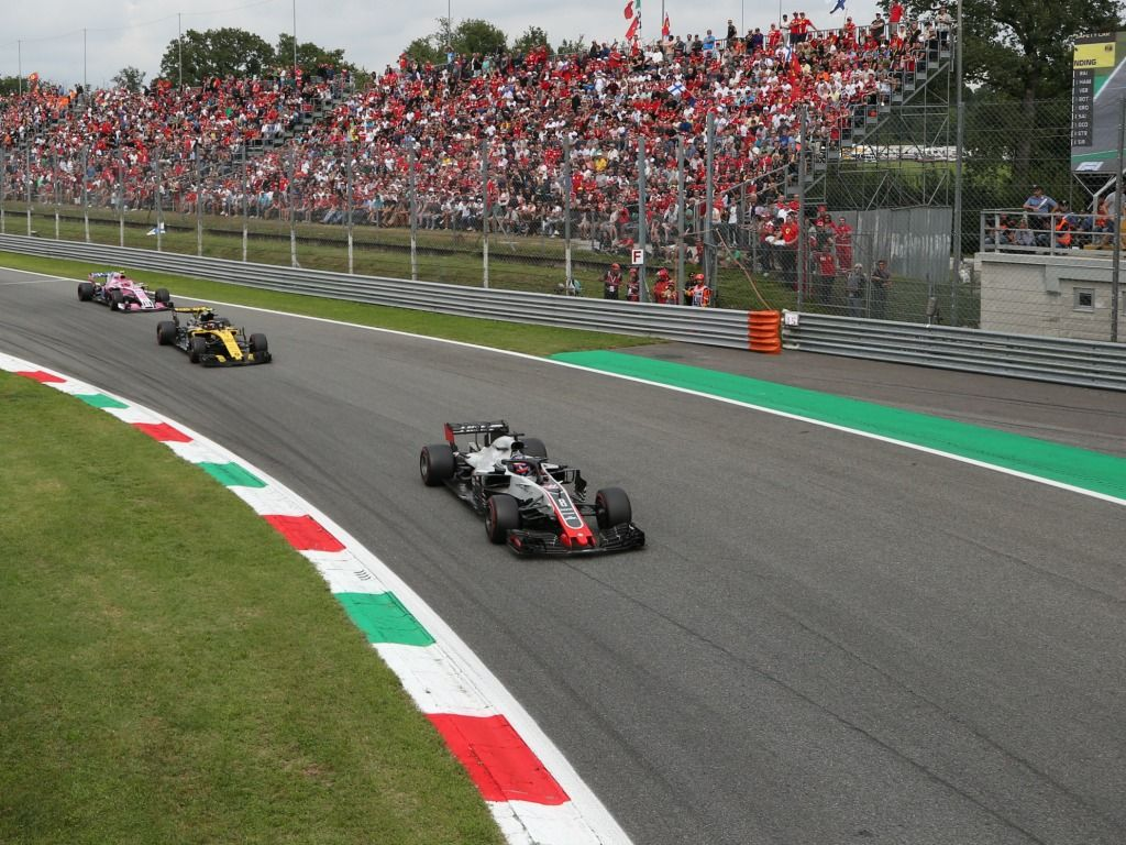 'Haas can overtake Renault on track, or in court'